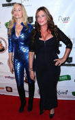 Christina Fulton and Kelly Lebrock