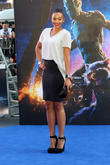 UK premiere of 'Guardians of the Galaxy' - Arrivals