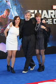 Mark Hamill, Marilou York and Chelsea Hamill