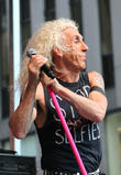 Twisted Sister and Dee Snider