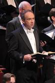 Bass-baritone Hanno Müller-brachmann In Bach's St John Passion