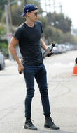Austin Butler out and about in Santa Monica