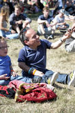 Warwick Davies, Family, Lulworth Castle, Camp Bestival, Bestival