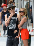 Ashley Tisdale, Christopher French and New York City