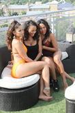 Sahara Santos, Ana Montanna and Melissa