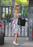 Actress Catherine Tyldesley Pregnant
