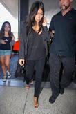 Kardashians and Los Angeles International Airport