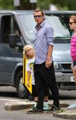 Gavin Rossdale and Zuma Rossdale