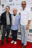 Jason Binn, Bob Balaban and Kevin Costner