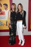 Kate Capshaw and Sasha Spielberg