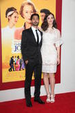 Manish Dayal and Charlotte Le Bon