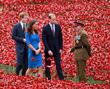 Prince William, William Duke of Cambridge, Catherine Duchess of Cambridge, Kate Middleton, Prince Harry, Tower of London