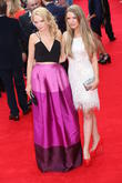 Emily Berrington, with her sister