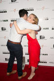 Max Greenfield and Jane Levy