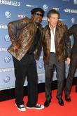 Wesley Snipes, Antonio Banderas, Residenz movie theatre