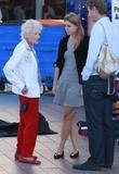 Eve Branson and Princess Beatrice