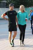 Sam Branson and Holly Branson