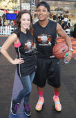 Hayley Orrantia and Romeo Miller