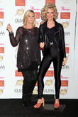 Olivia Newton-John and Wax Figure