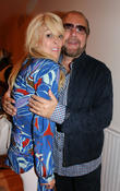 Dina Lohan and Bobby Zarin