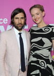 Jason Schwartzman and Jess Weixler