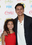 Jake T. Austin and Ava Szymanski