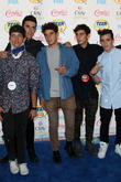The Janoskians, James Yammouni, Jai Brooks, Beau Brooks, Luke Brooks and Daniel Sahyounie
