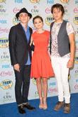 Charlie Rowe, Ciara Bravo and Nolan A. Sotillo
