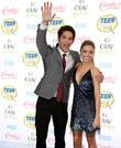 Tyler Posey and Sarah Hyland