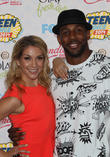 Allison Holker, Stephen Boss and Twitch