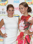 Candace Cameron, Natasha Valerievna Bure and Teen Choice Awards
