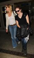Melanie Griffith and Stella Banderas
