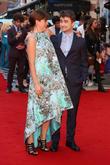 Daniel Radcliffe, Jemima Rooper, Odeon West End