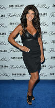 Teresa Giudice's Memoir Lifts Lid On Life Inside Prison