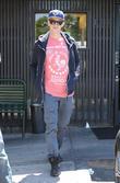 Hayden Christensen has lunch at Katsu-ya