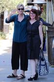 Jane Lynch and Kate Flannery