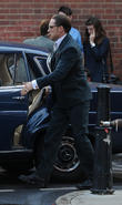 Filming takes place on the set of Kray Twins biopic 'Legend'