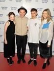 Emily Browning, Stuart Murdoch, Olly Alexander and Hannah Murray