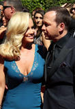 Jenny McCarthy, Donnie Wahlberg, Nokia Theatre L.A. Live, Emmy Awards