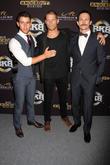 Nick Jonas, Matt Lauria and Jonathan Tucker