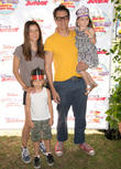 Johnny Knoxville, Naomi Nelson, Rocko Clapp, Arlo Clapp, Brookside Park outside the Kidspace Children's Museum, Disney