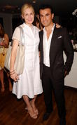 Kelly Rutherford and Zach Erdem