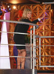 Actress Claire King Hospitalised