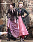 On Set With 'Alice in Wonderland: Through The Looking Glass' [Pictures]