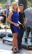 Mario Lopez and Charissa Thompson