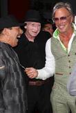 Danny Trejo, Frank Miller and Mickey Rourke