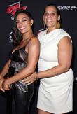 Rosario Dawson and Isabel Celeste