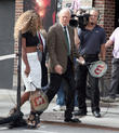 Serena Williams, David Letterman, Ed Sullivan Theater, The Late Show