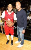 Chris Brown, Derek Jeter