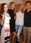 Alexa Ray Joel, Christie Brinkley, Sailor Cook and Jack Cook